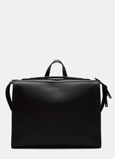 Grace Bi-Colour Messenger Bag