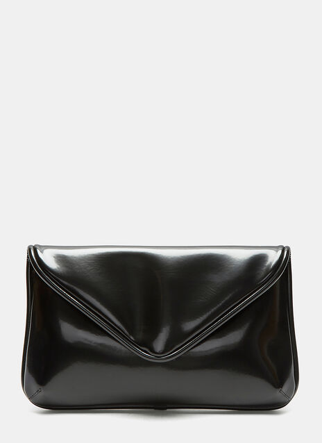 Oversized Pouch Clutch Bag