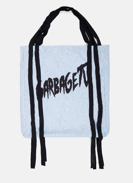 Garbage TV Oversized Tied Up Tote