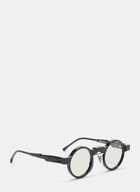 Mask N3 Round Optical Glasses