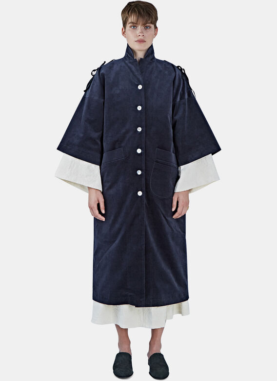 Renli Su Oversized Coat