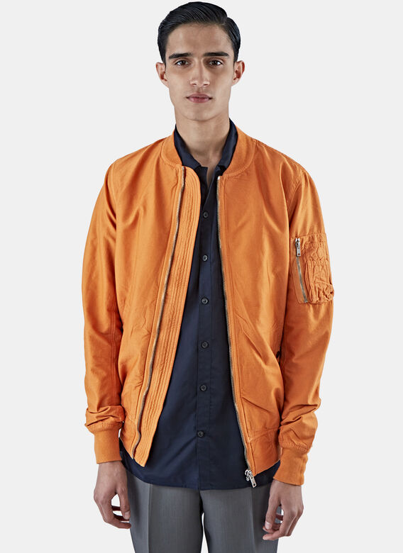 Drkshdw Flight Bomber Jacket