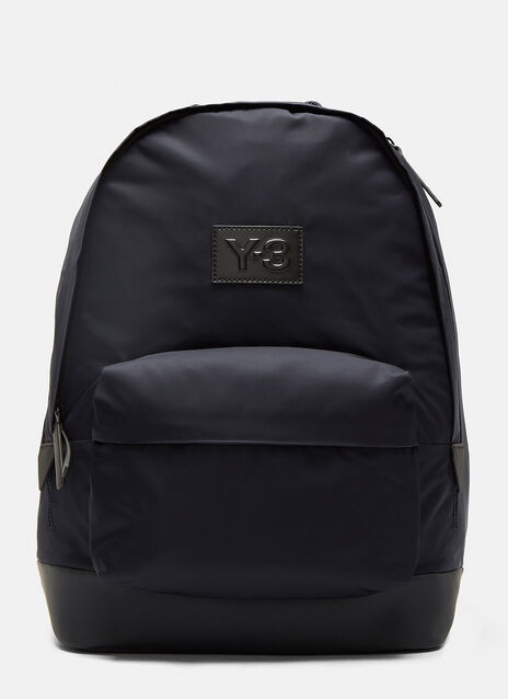 Y-3 Tech Light Logo Graphic Backpack