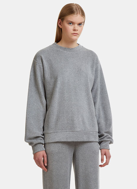 Cramer Terry Fleeced Sweater