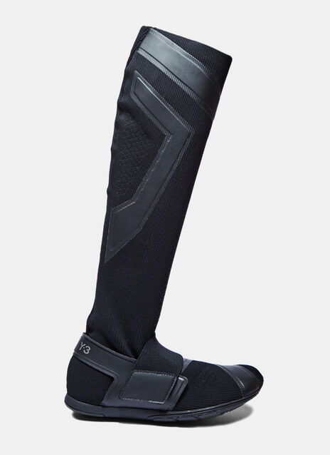 Long Compression Sock Sneakers