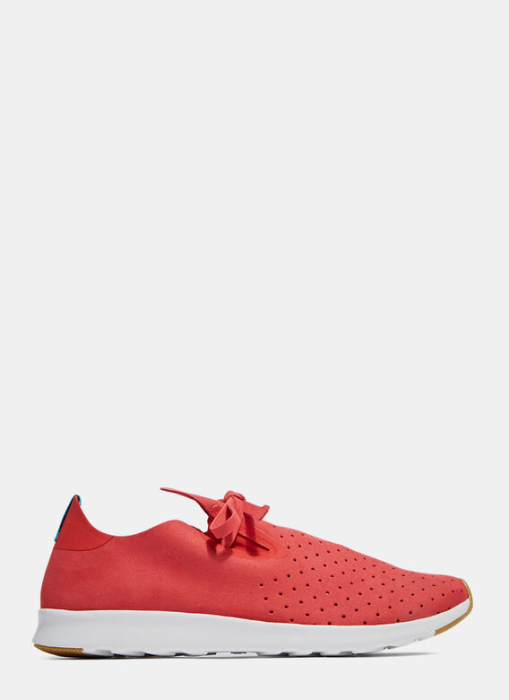 Native Shoes Apollo Moc Torch Red