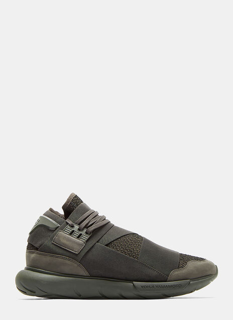 Y-3 Qasa High Mesh Sneakers