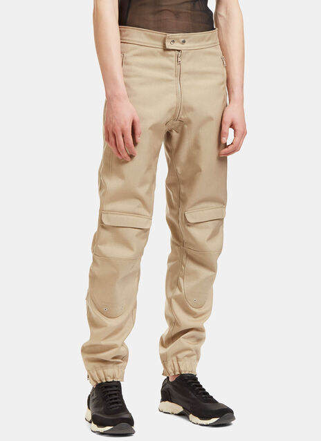 Biker Cargo Pocket Pants