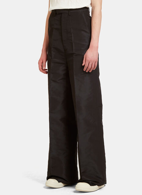 Astaires Oxford Wide Leg Flared Pants