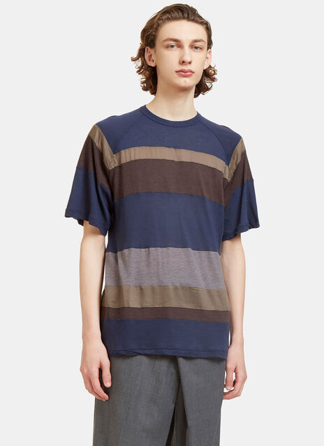 Border Striped T-Shirt