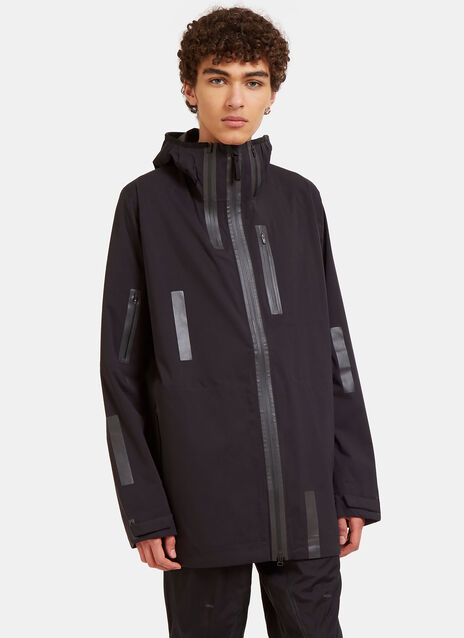 Rain Zip Technical Jacket