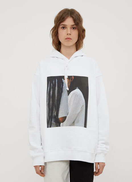 Yes Hooded Sweatshirt