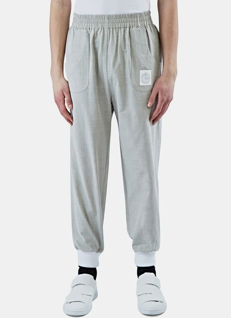 Relaxed Fit Pocket Pants