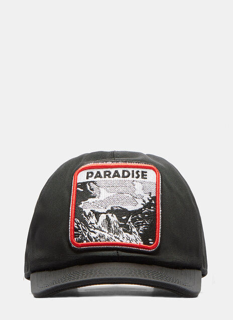 Paradise Patch Six Panel Cap