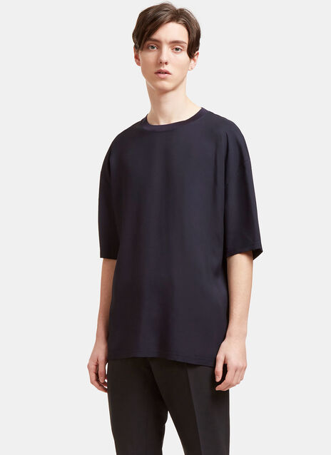 Oversized Technical T-Shirt