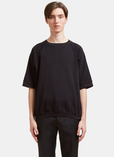 AIEZEN Short Cropped Sweatshirt