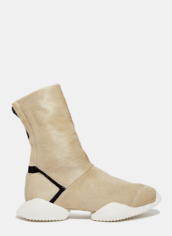 Adidas By Rick Owens Vicious Sole Ankle Boot