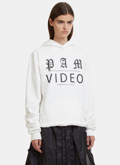 P.A.M Video Hooded Sweater