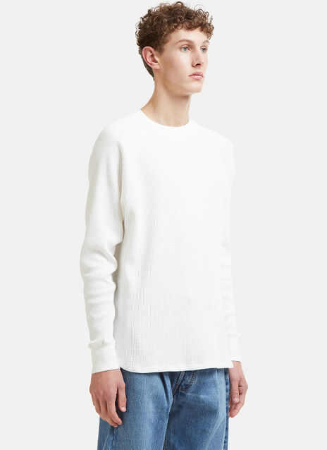 Raglan Thermal Long Sleeve T-Shirt