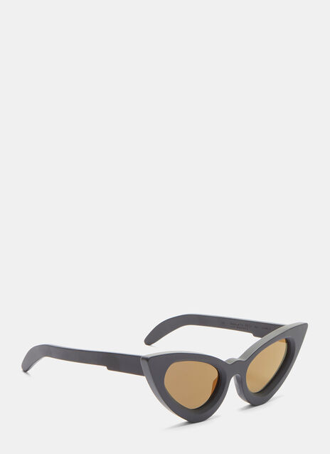 Mask Y3 Matte Sunglasses