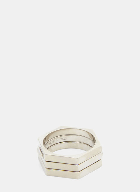 Secret Two Way Ring