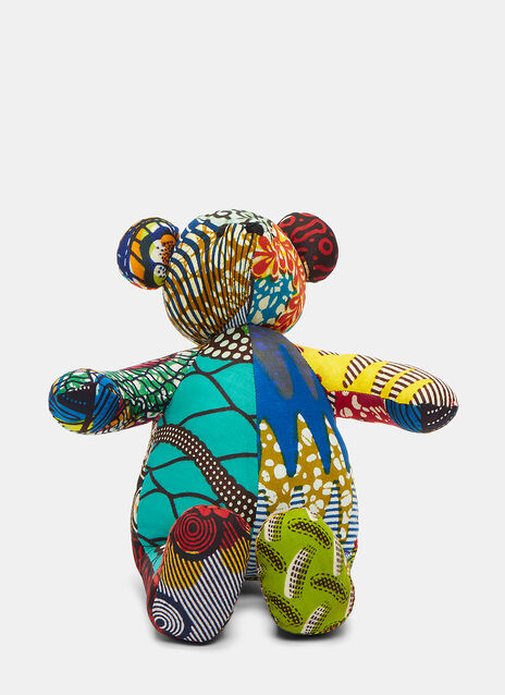 African Pattern Teddy 5