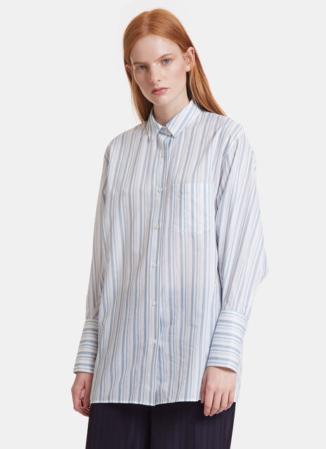 Bai Striped Cotton Shirt