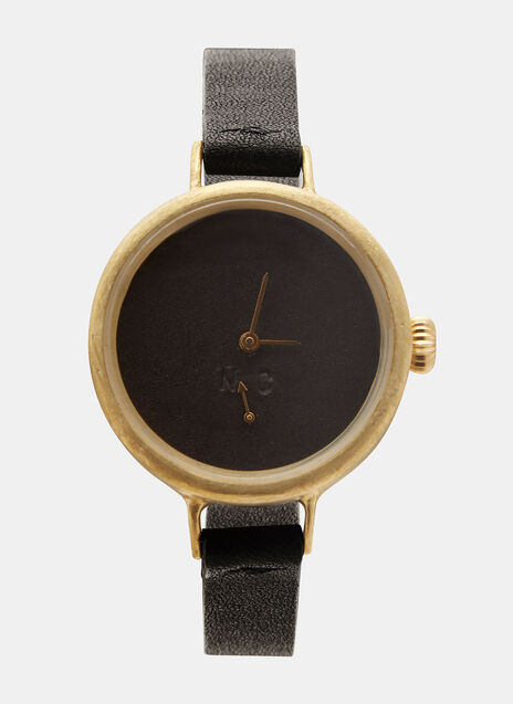 Dignified Thin Watch