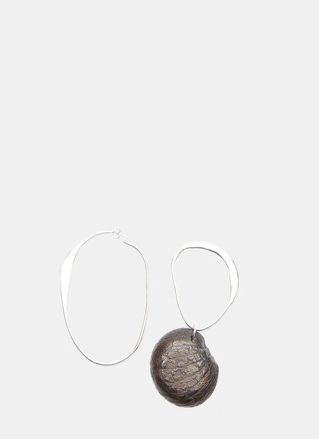 Rebecca Pinto X Simon Miller Tagua Tier Drop Earring