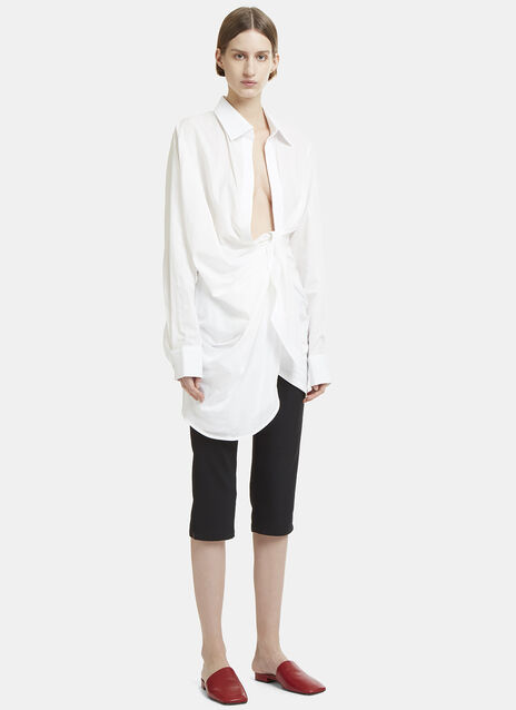 Ruched Bahia Shirt
