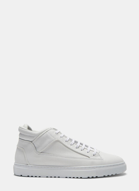 Mid 2 Grained Sneakers