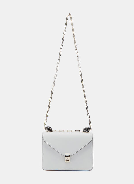 Jaguar Head Chain Crossbody Bag