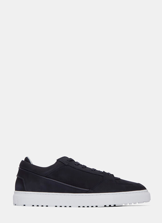 Etq Low 3 Nubuck Sneakers