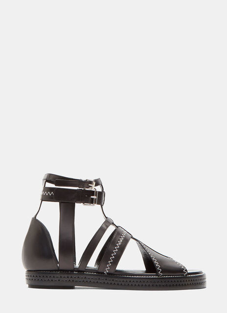 Ellery Midnight Gladiator Sandals