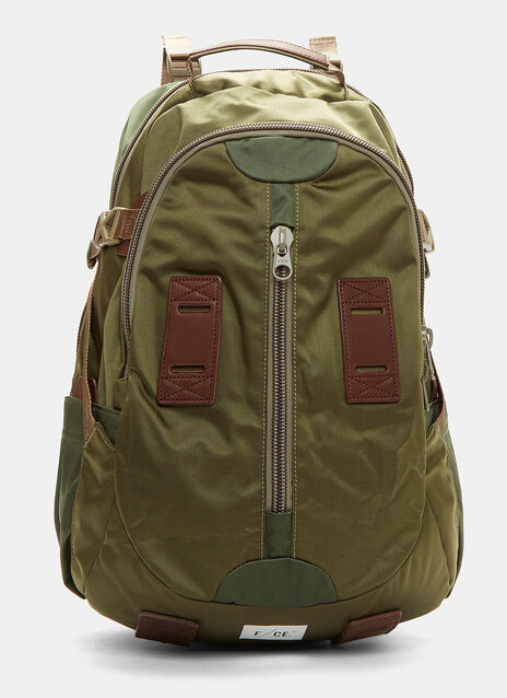 Satin Travel Backpack
