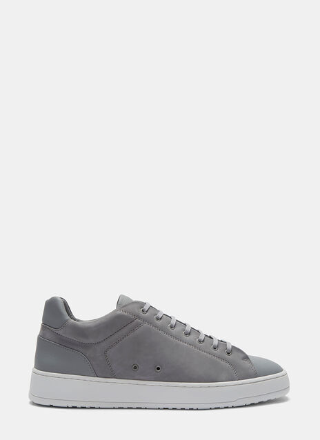 Low 4 Suede Sneakers