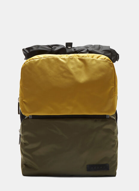 Detachable Cargo Pocket Backpack