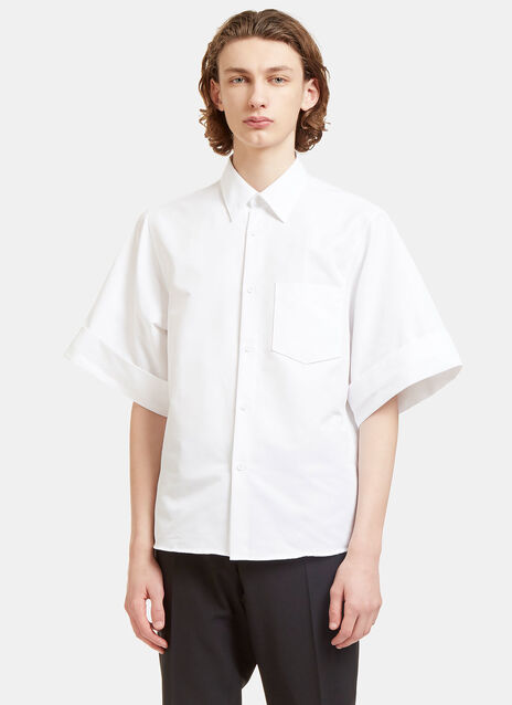 Birch Lux Oversized Short Sleeved Shirt