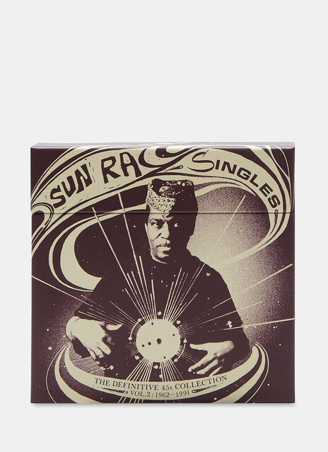SINGLES VOL.2 (DEFINITIVE 45S COLLECTION 1952-91) by SUN RA