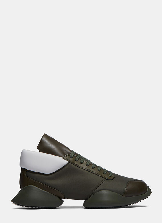 Rick Owens By Adidas Ro Runners Sneakers