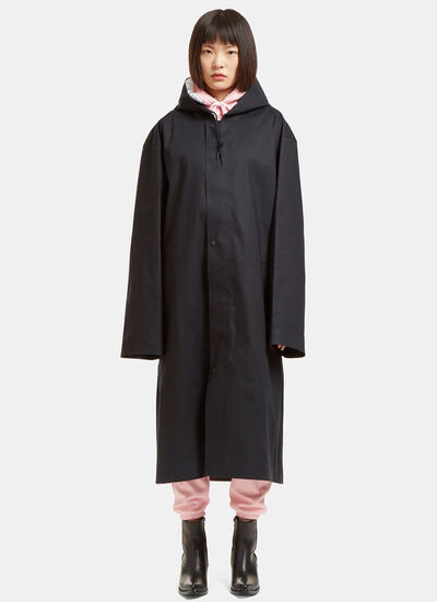 Mackintosh Oversized Waterproof Raincoat