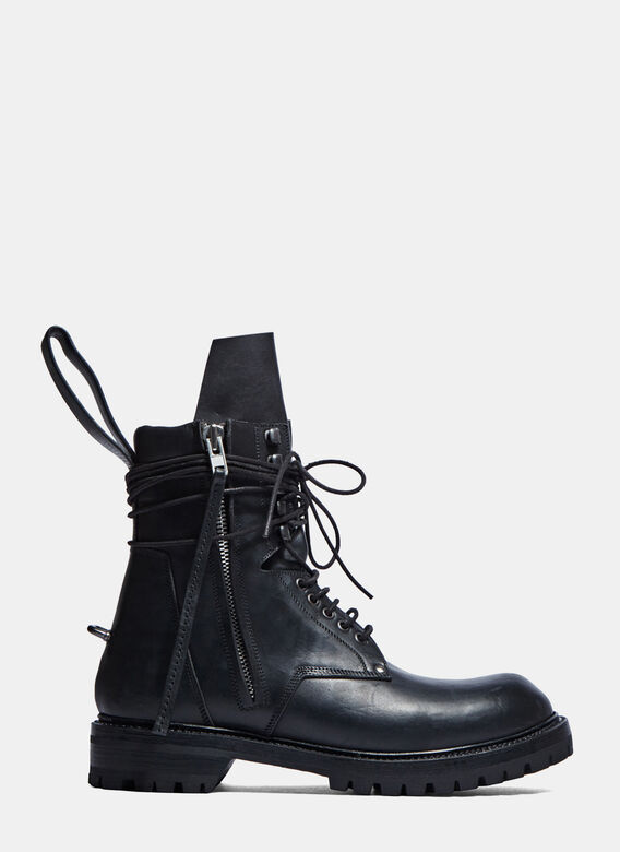 Rick Owens Low Army Boot