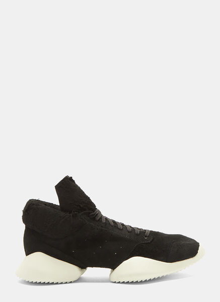 RO Runner Suede Low-Top Sneakers