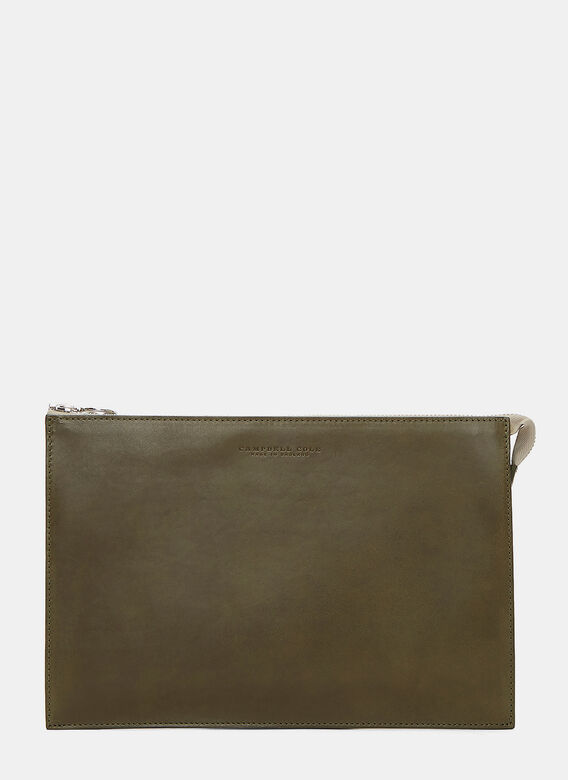 Campbell Cole Simple A5 Zipped Pouch