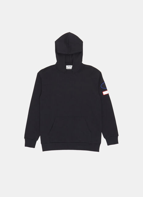 Fog Hooded Sweater