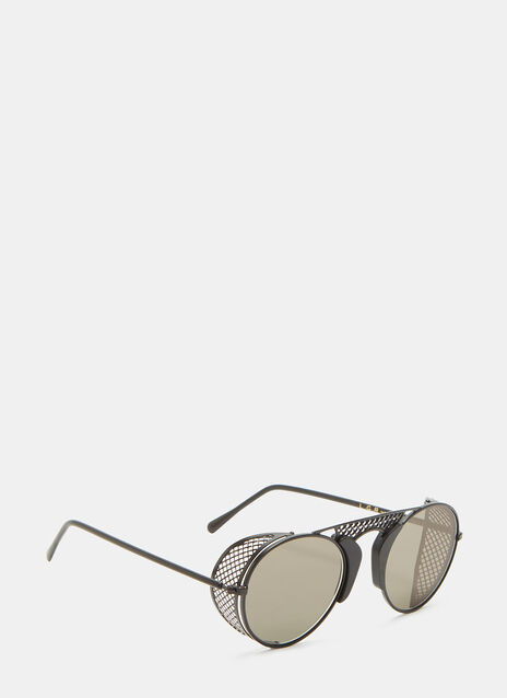 Albatros 22 Netted Aviator Sunglasses