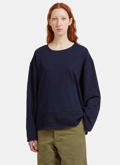 Story Mfg. Mess Oversized Sweater