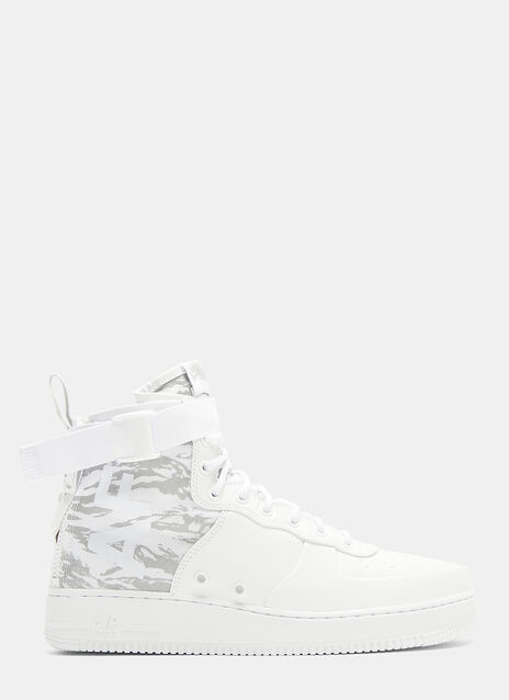 SF Air Force 1 Mid-Winter Sneakers