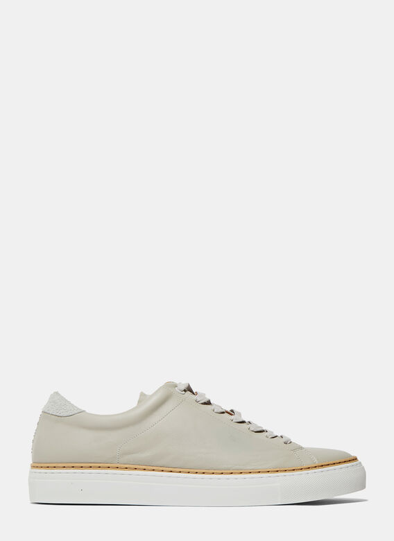 Number 288 Smooth Matte Calf Prince Sneakers
