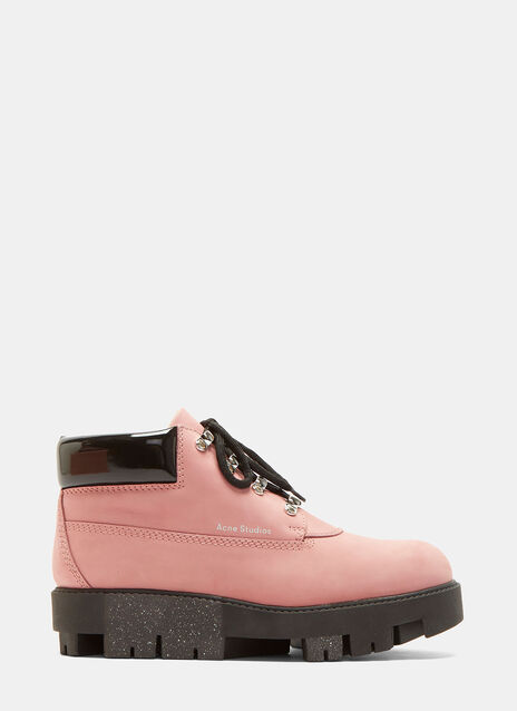 Tinne Bubble Ankle Boots